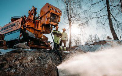 Tildeling av tre kontrakter i Drammens-regionen